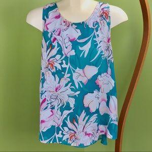 Label Rachel Rachel Roy sleeveless tunic top
